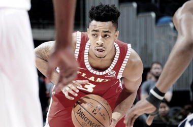 Atlanta Hawks blinda a Jaylen Morris