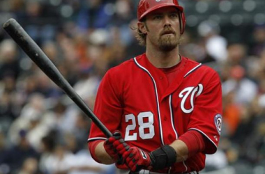 Jayson Werth Named NL Player of the Month