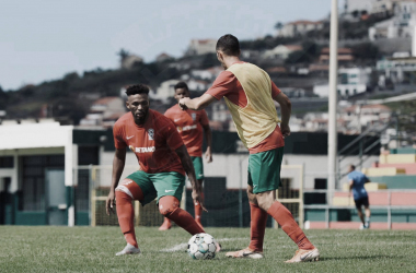 Jean Cléber mira sequência positiva no Marítimo durante último trimestre da temporada