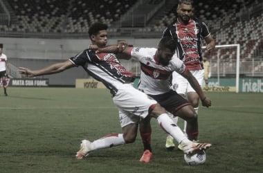 Atlético-GO faz resultado nos primeiros 20 minutos, vence Joinville e avança na Copa do Brasil