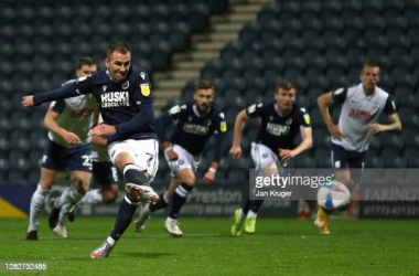 Millwall face Preston North End on 2nd March - Jan Kruger - gettyimages