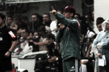 """Baptista admite que Fluminense mereceu ser derrotado: """"Tivemos um início muito ruim"""""""