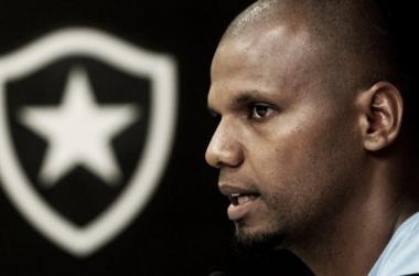 Jefferson anunciou aposentadoria (Foto: Vitor Silva/SS Press/Botafogo)