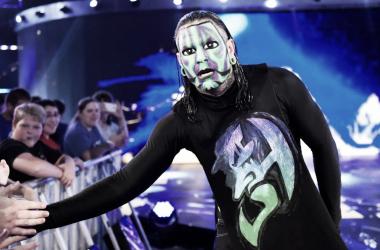 """Jeff Hardy: """"Me gustaría conseguir otro título mundial"""""""