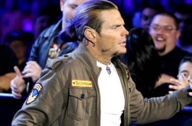 TNA Superstar Jeff Hardy