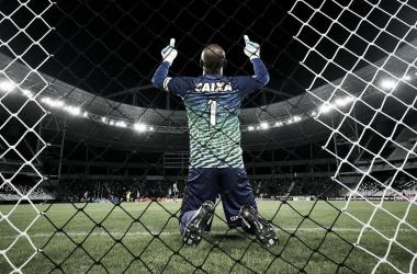 """Jefferson dedica conquista à torcida e comemora: """"Botafogo é paixão"""""""