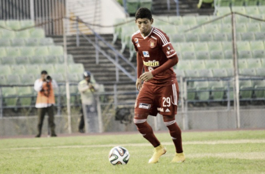 Jefre Vargas llega a reforzar a un equipo revelación