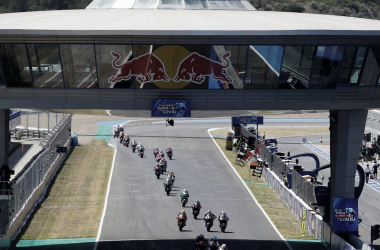 Carrera Moto2 2020. Foto: motogp.com
