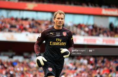 """Jens Lehmann: """"Physicality made me love the English game."""""""