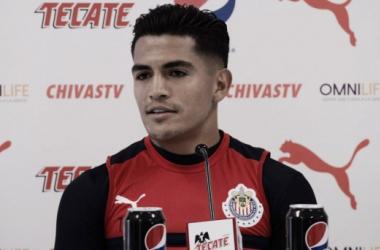 """Jesús Sánchez: """"Hay que trabajar para evitar la campeonitis""""   Foto: Chivas"""