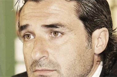 """Jesús Merino: """"Nuestro reto es asentarnos definitivamente en 2ªB"""""""