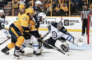Winnipeg Jets vs Nashville Predators will decide the opponent for the Vegas Golden Knights. (Photo: nhl.com)