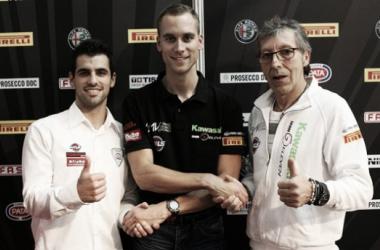 Checo Ondrej Jezek assina com o Team Go Eleven para o Mundial de Supersport