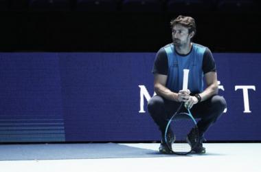"""Juan Carlos Ferrero: """"Zverev llega a Londres cargado de energía e ilusión"""""""