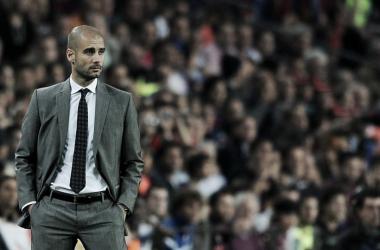 Guardiola reveals desire for England move