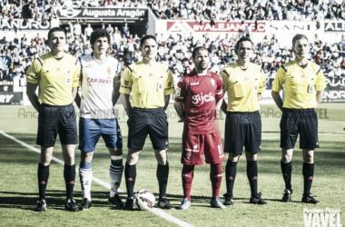 Real Zaragoza - Sporting de Gijón: puntuaciones del Real Zaragoza, jornada 33