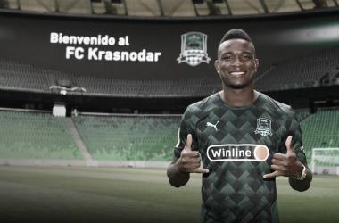 Foto: FC Krasnodar (Twitter)