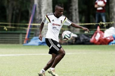 Jhon Murillo. Fotografía: Prensa Zamora FC.