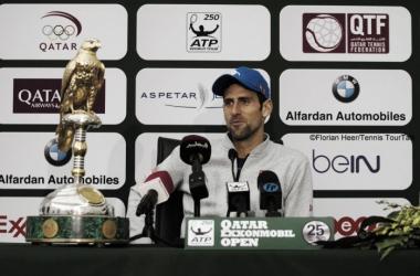 """Novak Djokovic: """"Este es el mejor escenario que podía pedir en el inicio de la temporada"""" (Foto: Zimbio)"""