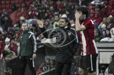 Ernesto valverde admitió que pesó el desgaste de la Europa League | Foto: UGS
