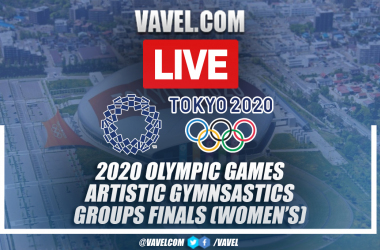 Highlights: Artistic Gymnastics Live Results in Olympics Tokyo 2020