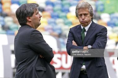 Jesus desmentiu Bruno de Carvalho. GettyImages