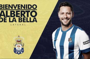 La Real llega a un acuerdo con De la Bella y éste se marcha a Las Palmas