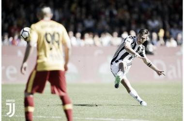 Diabaté asusta a la Juventus, pero Dybala y Douglas Costa resuelven