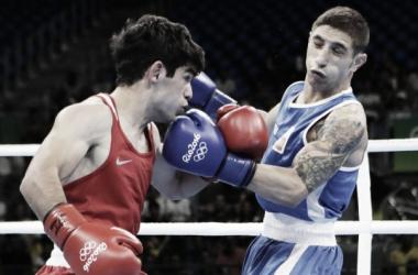 Samuel Carmona se mete en la lucha por las medallas (Foto: Frank Franklin / GTRES)