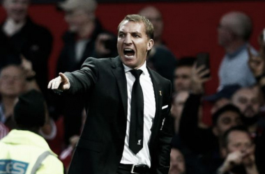 """Brendan Rodgers molesto por """"la falta de creatividad"""""""