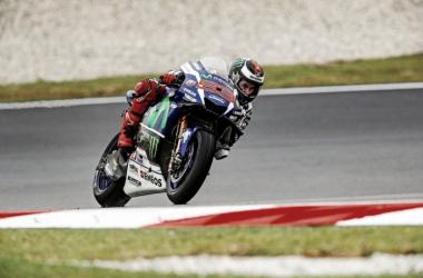 Jorge Lorenzo se despide de Yamaha por todo lo alto