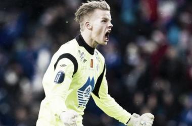 Orjan Nyland refuerza la portería del Ingolstadt 04