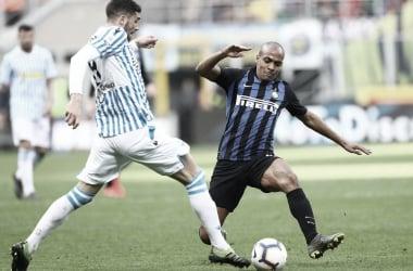O volante João Mário não deve ser utilizado pelo técnico Antonio Conte na próxima temporada (Foto: Reprodução/Internazionale)