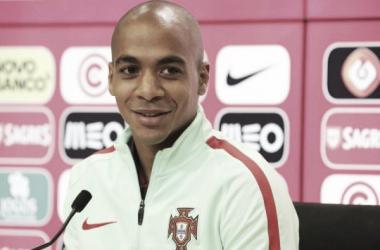 Joao Mario hizo su estreno goleador con la selección portuguesa / www.fpf.pt