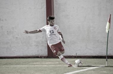 João Paulo enfatiza boa fase no Tombense e espera manter nível durante retorno das competições