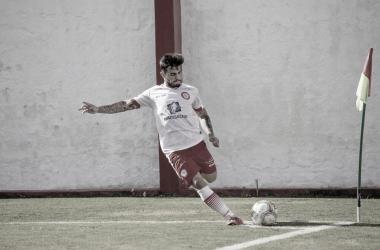João Paulo fala sobre motivação no Tombense para repetir boa temporada
