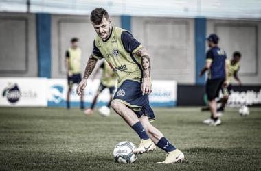 Lucas Almeida/Confiança