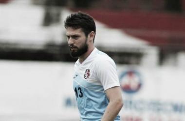 João Paulo foi um dos principais destaques do time em 2015 (Foto: Antônio Melcop/Santa Cruz)