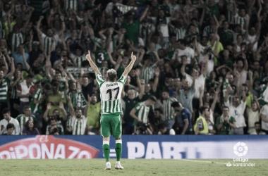 Joaquín, 'MVP' del Betis - Levante