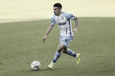 Joaquín Muñoz // Foto: Málaga CF
