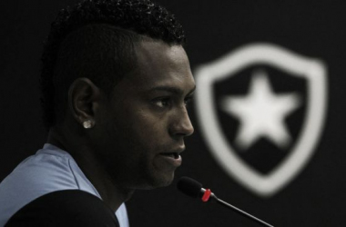 Jobson não enfrentará o Vasco na final do Carioca (Foto: Vitor Silva)