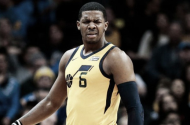 Joe Johnson will provide a great veteran presence off the bench for a Houston Rockets team looking to stop the Golden State Warriors' dominance. Photo Credit: Isaiah J. Downing/USA TODAY Sports.