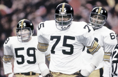 "Leyenda Steelers: ""Mean"" Joe Greene"