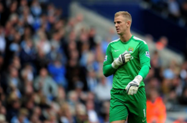 Joe Hart has impressed Manuel Pellegrini with his attitude since being left out of the starting line-up.