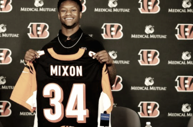 NFL - La seconda vita di Joe Mixon. Fonte Immagine: www.cincinnati.com