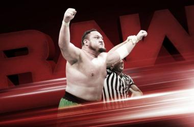 Samoa Joe's hunt for the Beast will begin. Photo- WWE.com