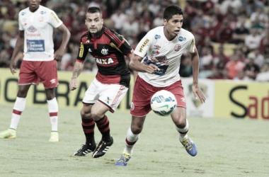 Resultado Náutico x Flamengo na Copa do Brasil 2015 (0-2)