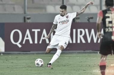 Foto: Reprodução/Athletico