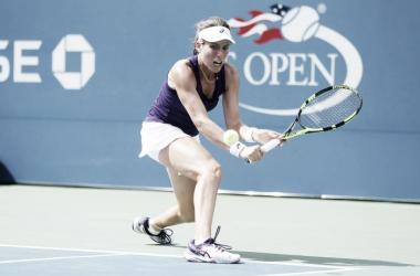 Johanna Konta.   Foto: US Open