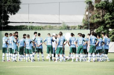 Palmeiras marca dois jogos-treino esta semana